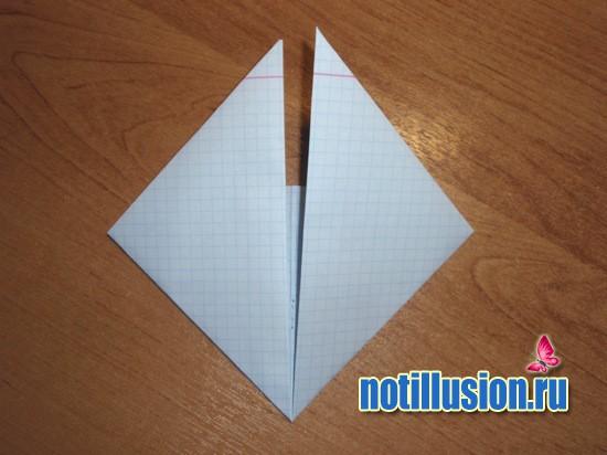 Как сделать из бумаги хлопушку 6