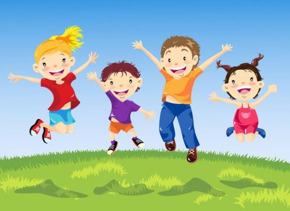 100 подвижных игр для детей