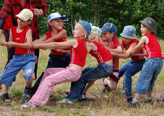 детские игры на знакомства для летнего лагеря