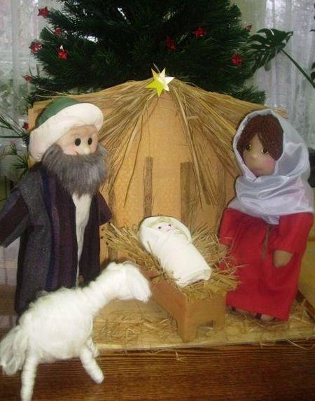 Рождественская поделка 2
