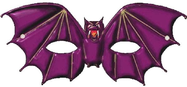 как сделать страшную маску на хэллоуин своими руками самому из карт
