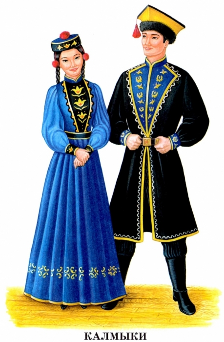 куклы национальные костюмы россии
