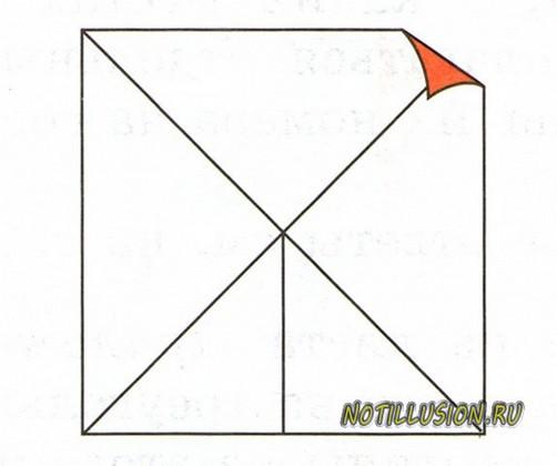 Геометрическая аппликация из треугольников. Рыбки и елочки - самые простые аппликации.