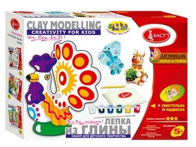 набор для творчества - дымковская игрушка