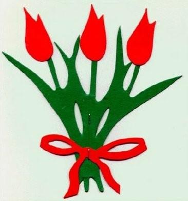 Поделка цветок